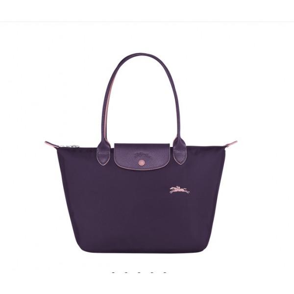 Bilberry cheap Longchamp Le Pliage Club Shoulder Bag S with Pliage/Nylon  Material
