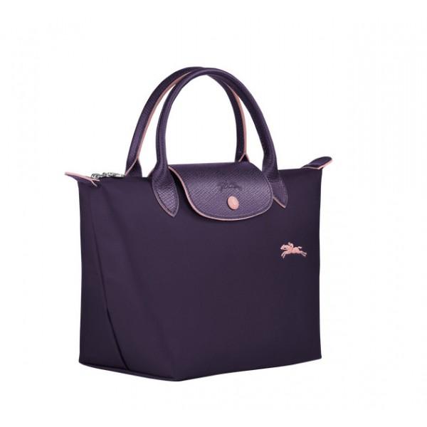 Bilberry cheap Longchamp Le Pliage Club Top Handle Bag S with Pliage/Nylon  Material sale