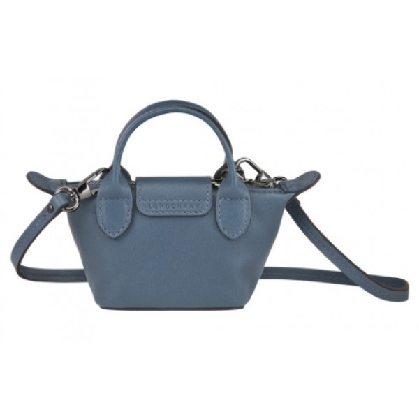 Nordic discount Longchamp Le Pliage Cuir Crossbody bag XS with Leather  Material