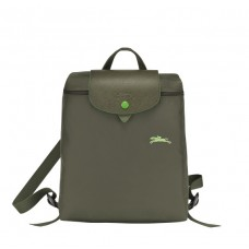 Forest Longchamp Le Pliage Club Backpack with Pliage/Nylon Material sale