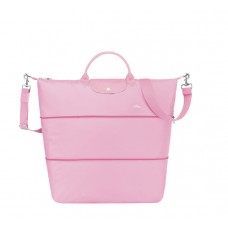 Pink cheap Longchamp Le Pliage Club Travel bags outlet online with Pliage/Nylon Material